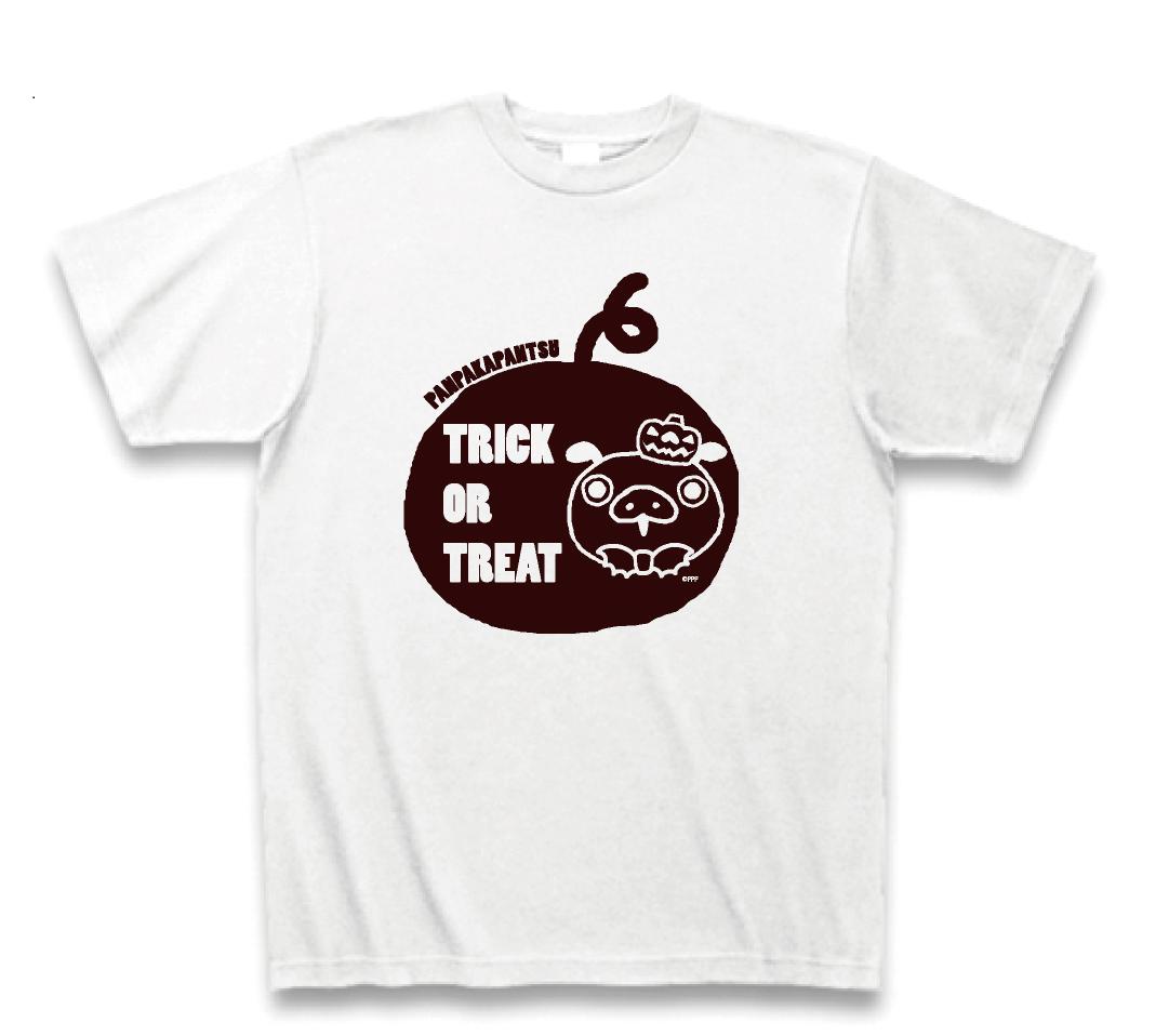 Tシャツ(ハロウィン・パンパカくん)