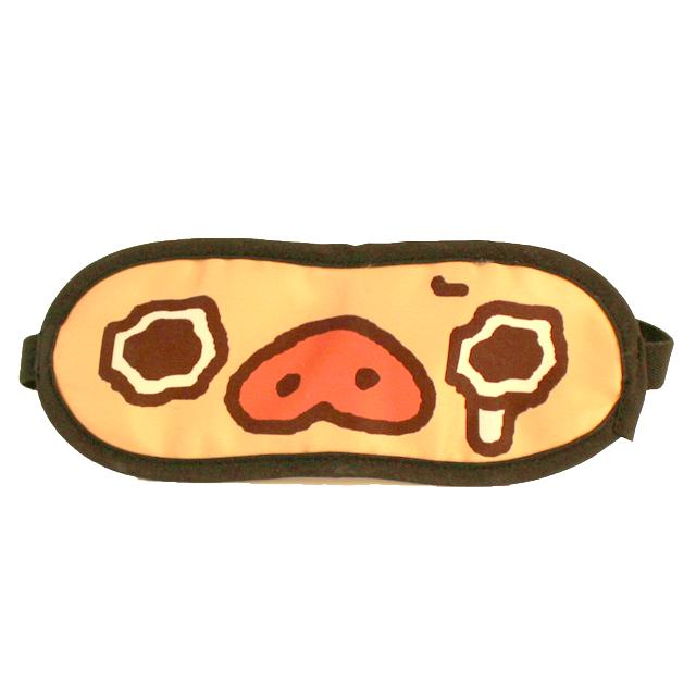 パンパカパンツ アイマスク(オヨヨ、キリッ)
