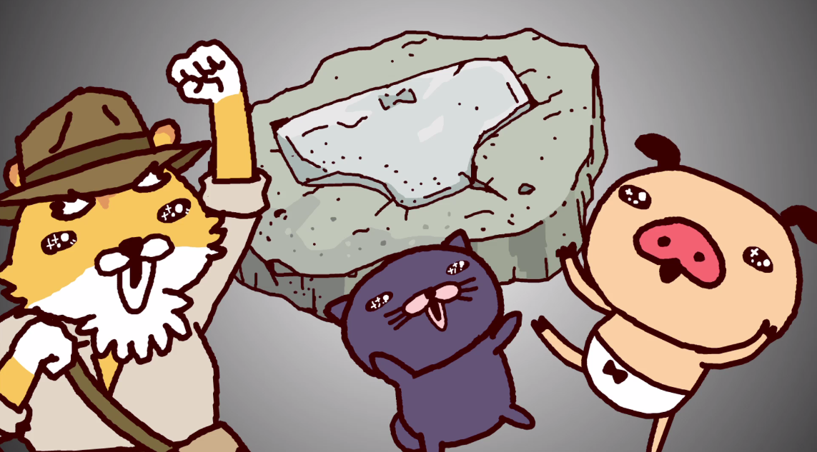 第22話「化石パンツと原始パンツ時代」