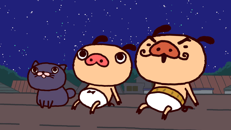 第6話「夜空にきらめく星座パンツ」